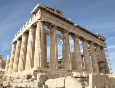 visiter Athènes et Le Parthenon