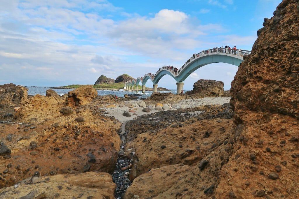 pont Sanxiantai Taiwan