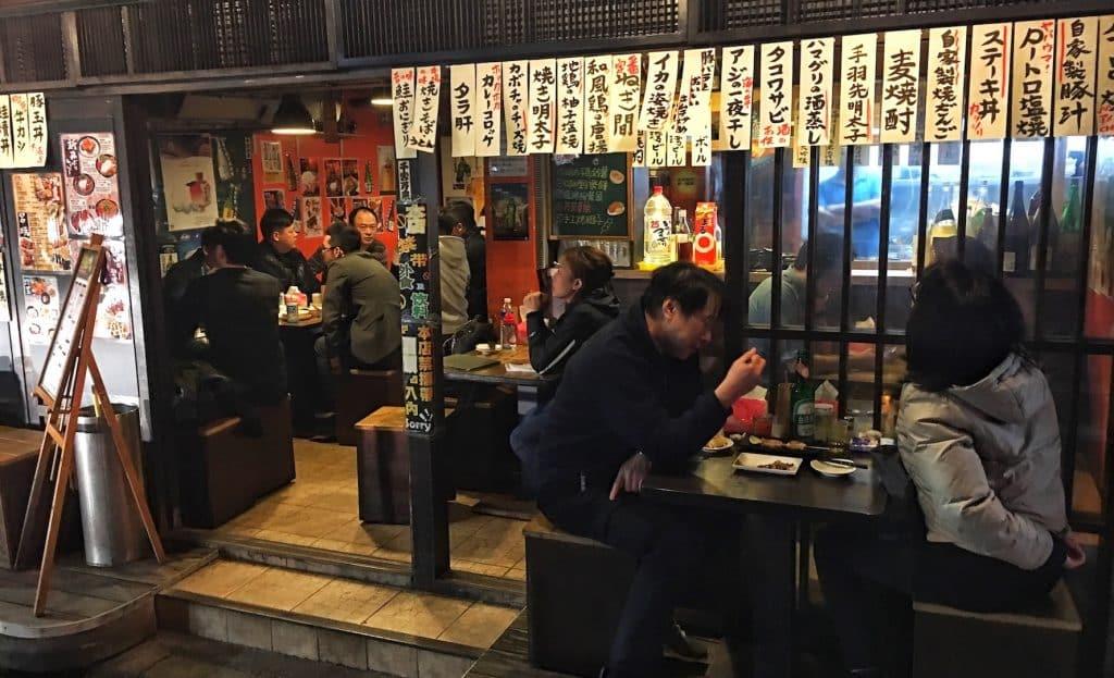 restaurant de rue taipei