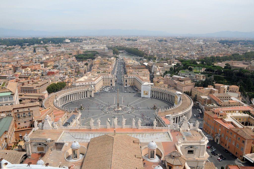 Visiter le Vatican et la Place Saint Pierre