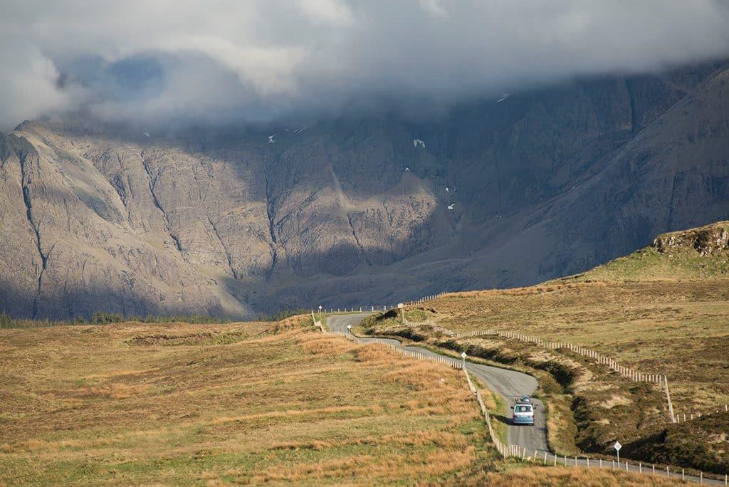 Ile de Skye, Ecosse - © Bertrand Lanneau
