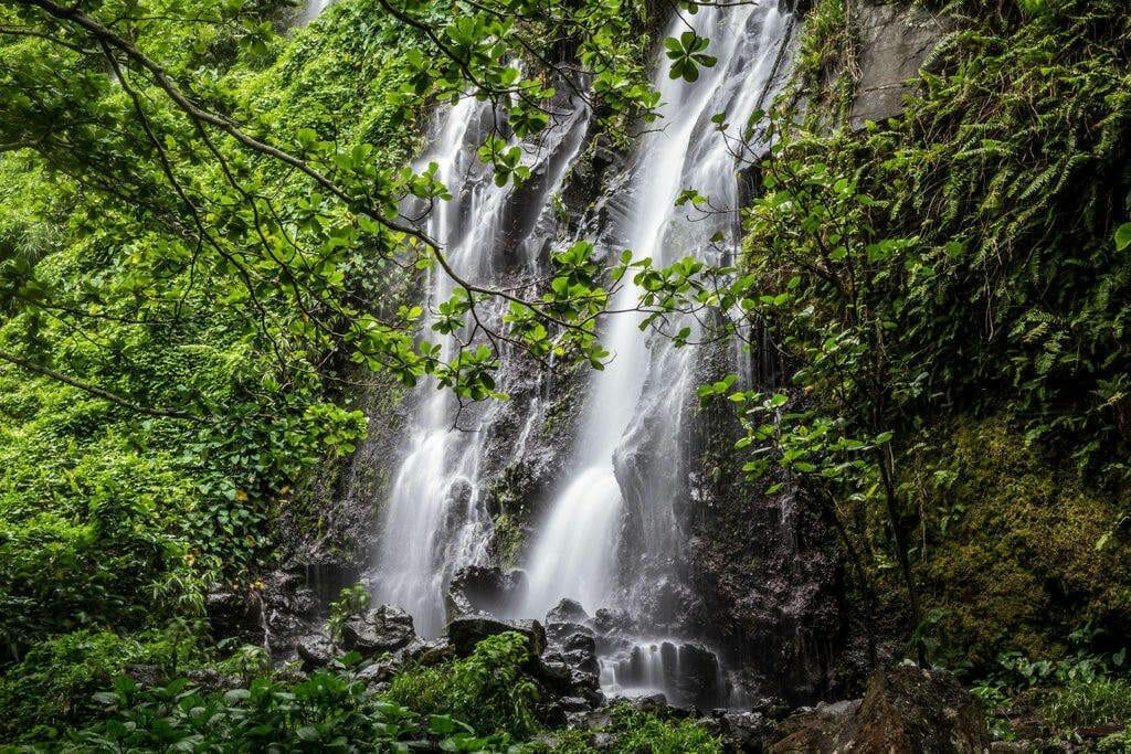 L'Anse des Cascades à la Réunion