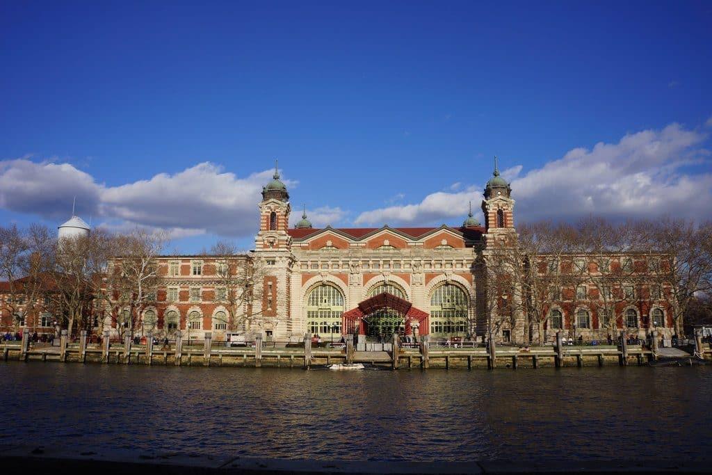 itinéraire pour visiter new york Le musée de l'immigration de Ellis island