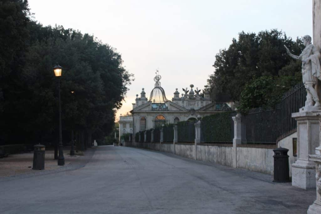 Rome Parc Borghese
