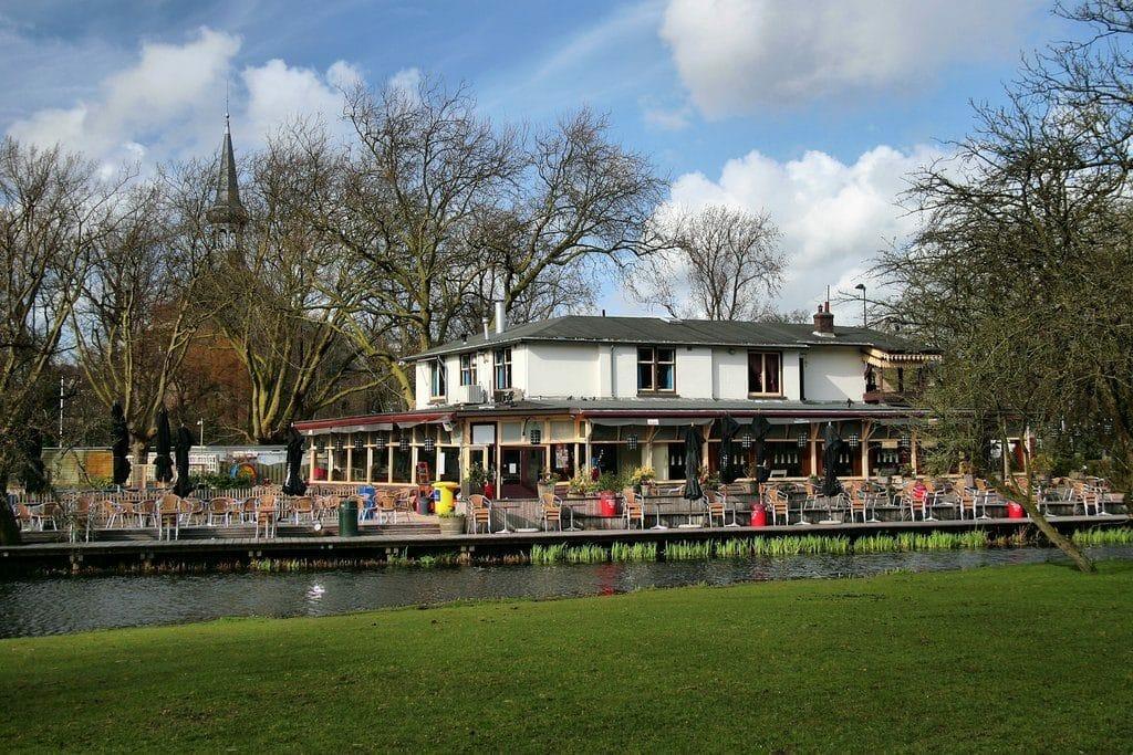 Amsterdam et le magnifique Vondelpark
