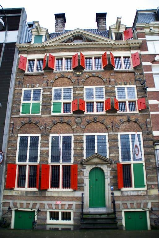 Maison musée du peintre Rembrandt