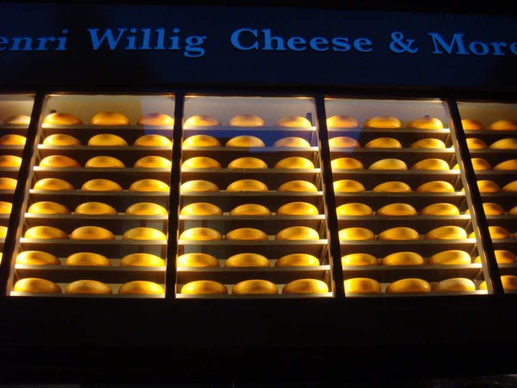 Le musée du fromage et ses goudas