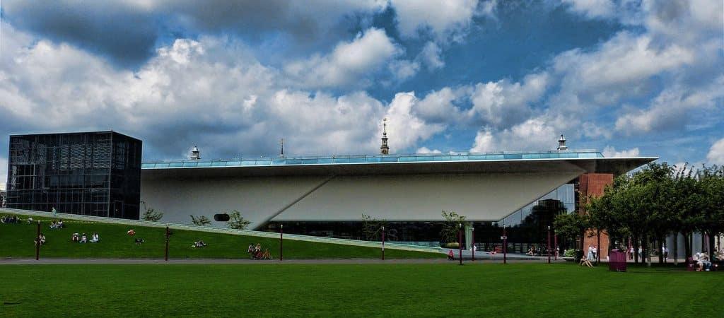 Le musée d'art moderne Stedelijk