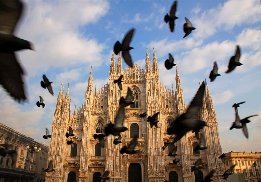 Cathedrale Milan