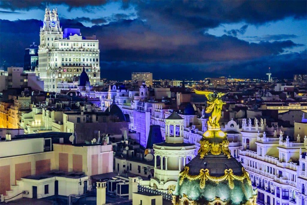 Cercle des Beaux Arts Madrid