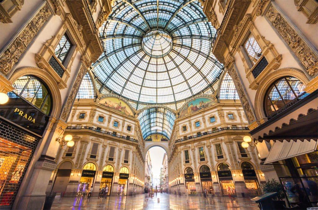 Galerie Vittorio Emanuele 2 Milan