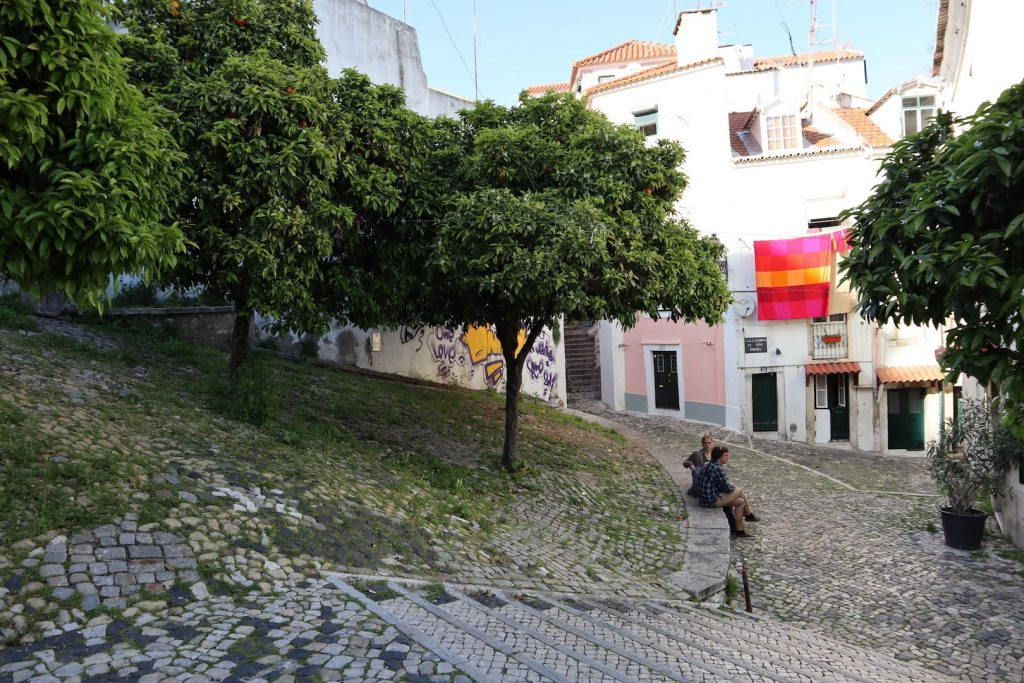 visites guidée de Lisbonne Escadinhas de São Miguel