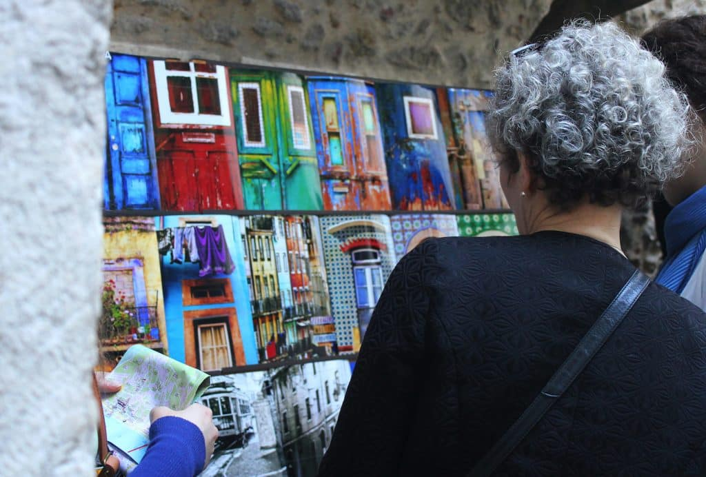 visite guidée Lisbonne peinture