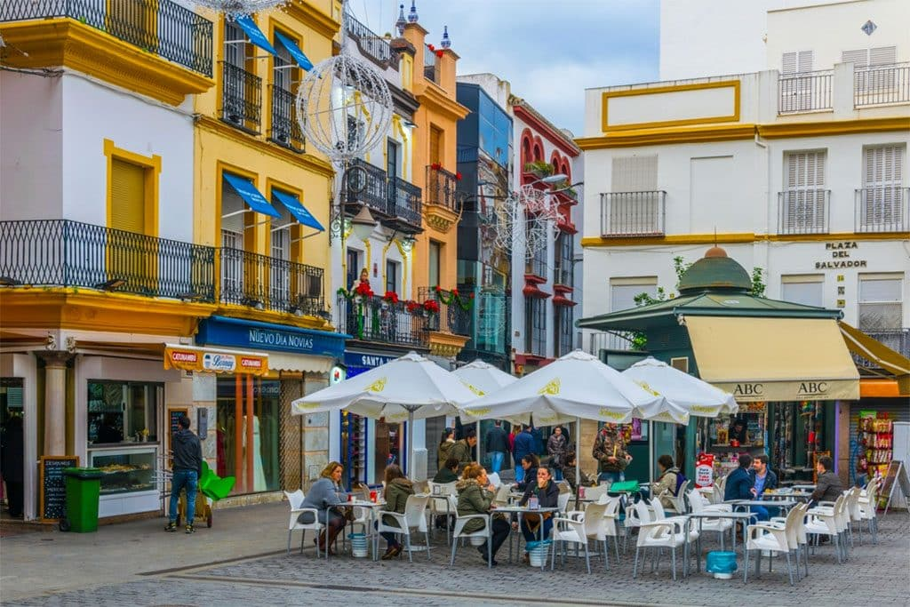 Place Salvador Seville