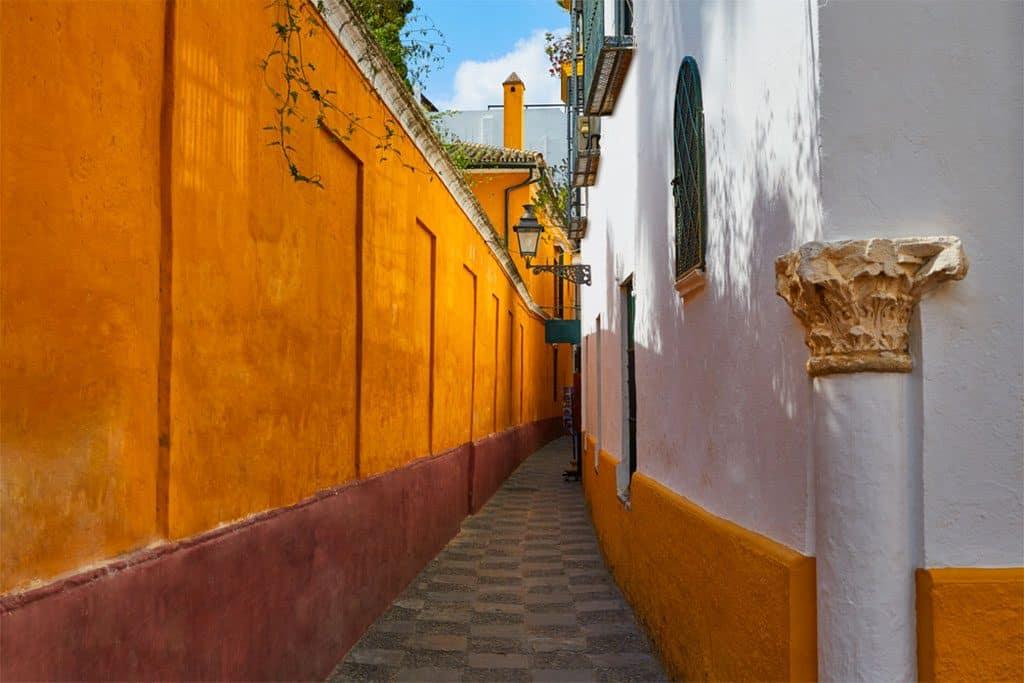 Quartier Juderia Seville