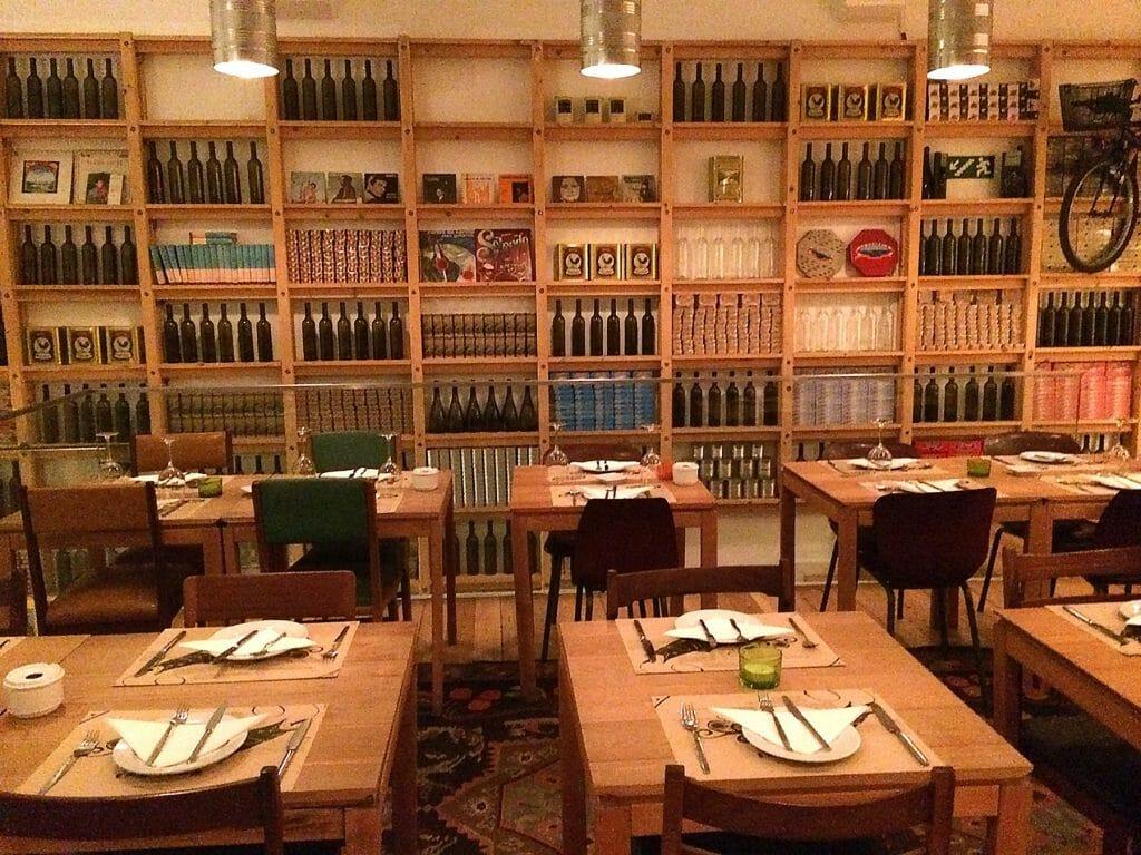 visite guidée à Lisbonne restaurant can the can lisbonne