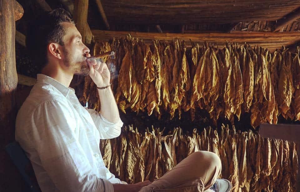 visite guidée cuba finca tabac cigare