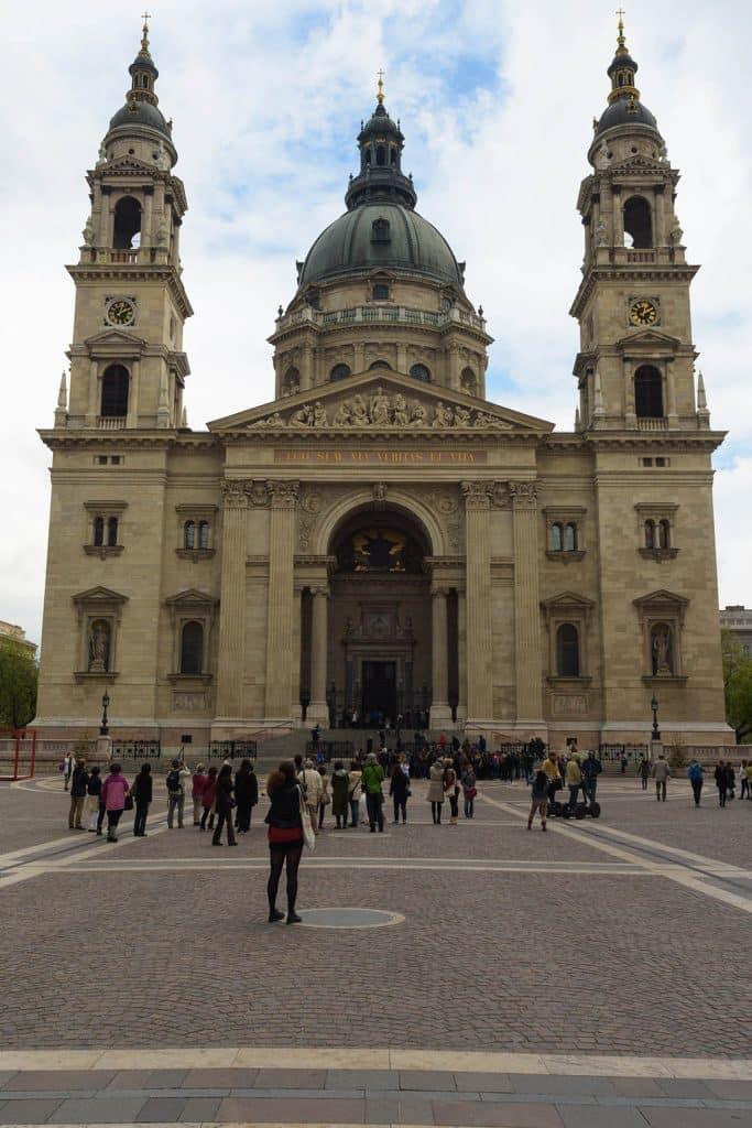 La Basilique Saint-Etienne de Pest
