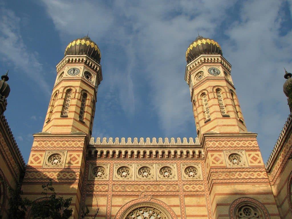 grande synagogue visiter budapest