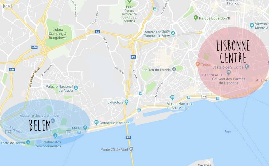 Quels Quartiers Visiter Lisbonne