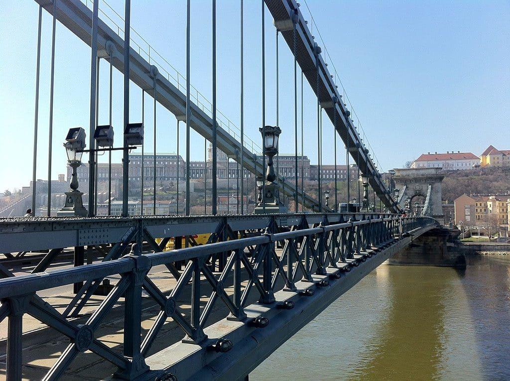 Le pont des Chaînes, Széchenyi-Lanchid