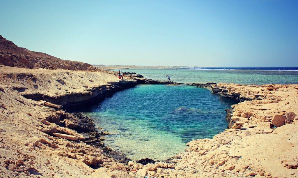 la mer rouge egypte