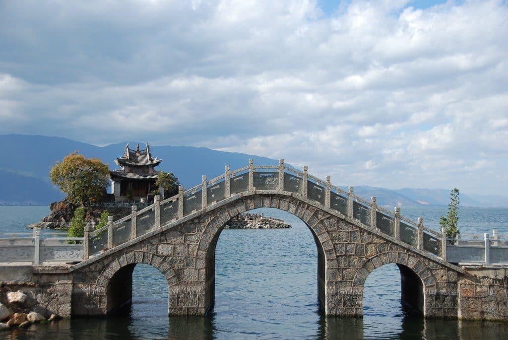 L'incroyable lac Erhai