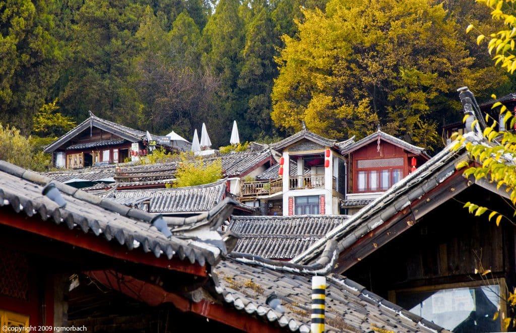 La vieille ville préservée de Lijiang