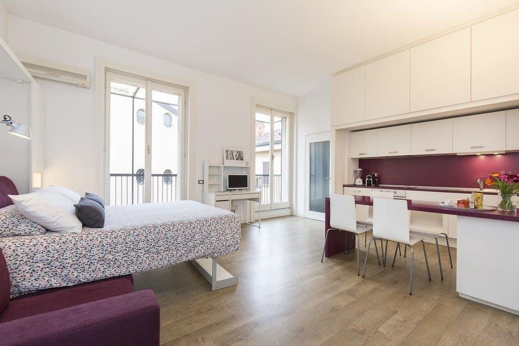 ou dormir a milan charming apartment brera