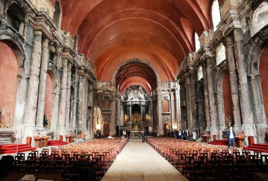 visite Lisbonne Igreja de São Domingos