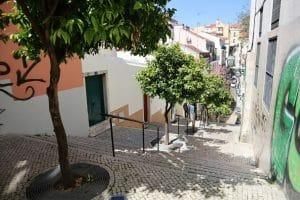 une visite guidée à Lisbonne