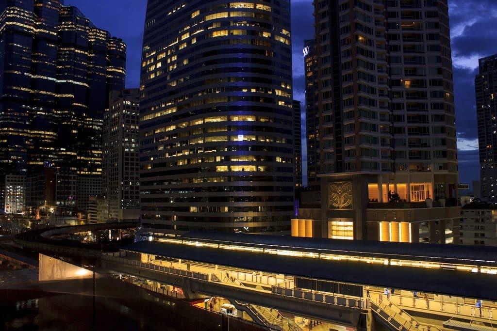 centre ville Bangkok