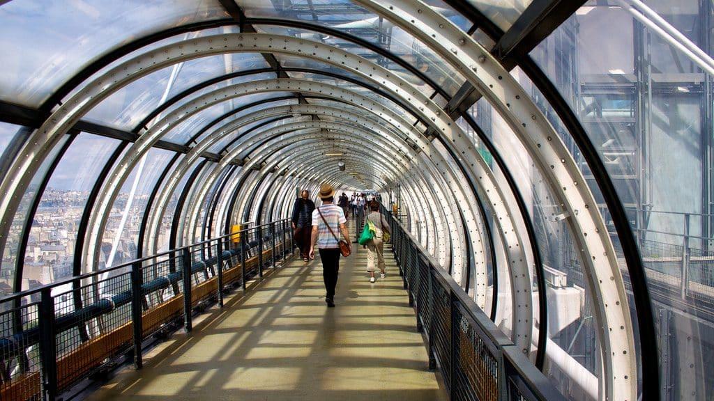 visiter le centre Pompidou