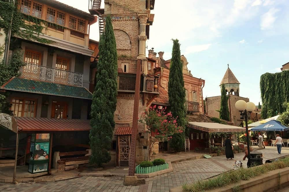 Voyage en Géorgie - Tbilissi