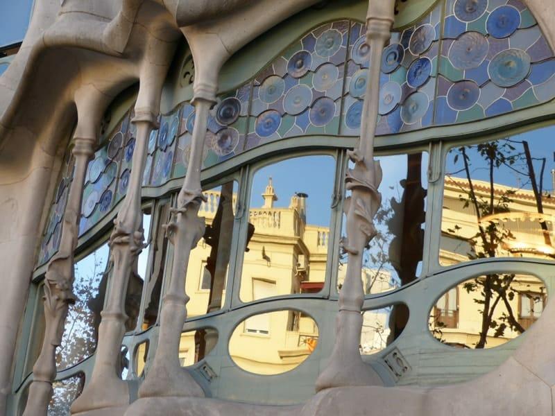 visiter la casa batllo de Barcelone
