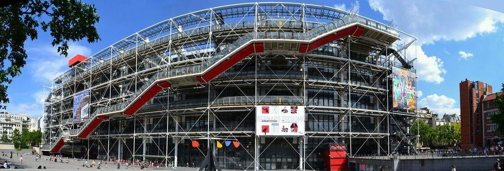Le musée Pompidou