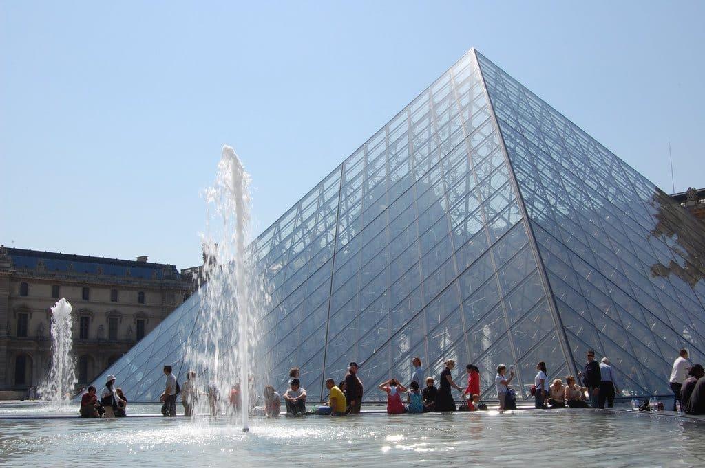 Le musée du Louvre et ses joyaux
