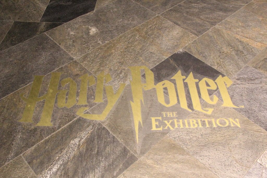 visiter harry potter londres