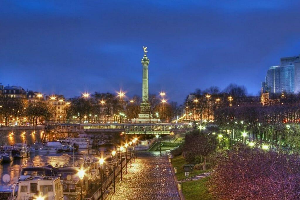 Ou dormir a Paris Bastille