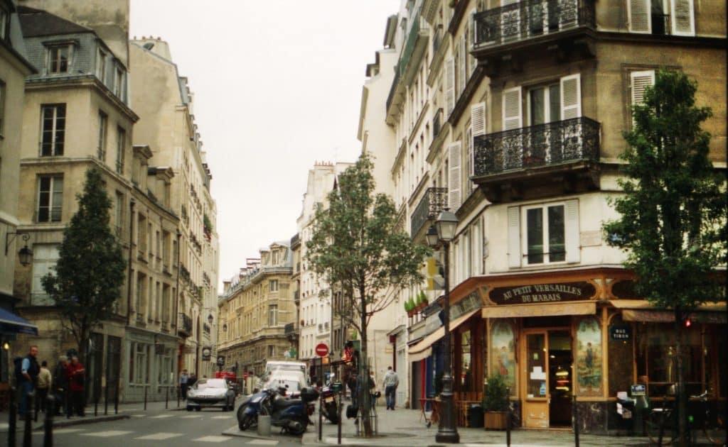 Ou dormir a Paris Le marais