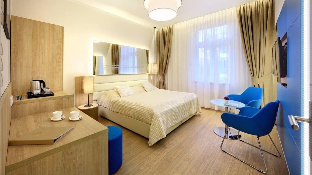 chambres design hotel prague Salavator