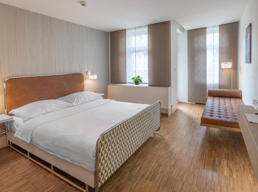 Contemporain hotel prague three crowns