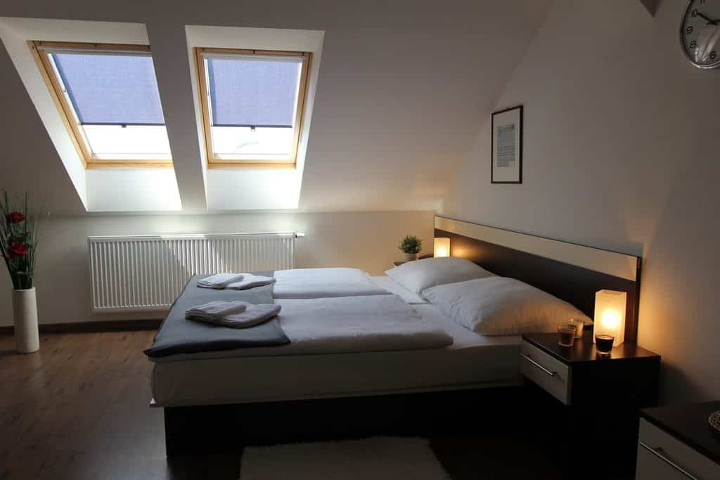 grandes chambres residence Vysta prague