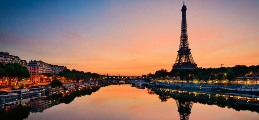 Ou dormir a Paris Tour Eiffel