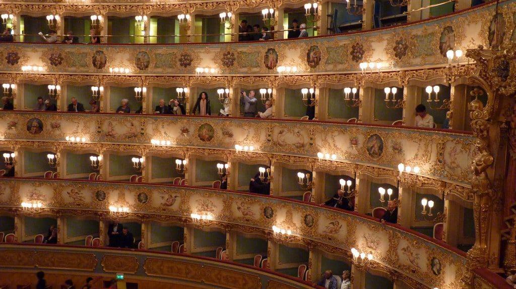 opera de venise fenice salle spectacle