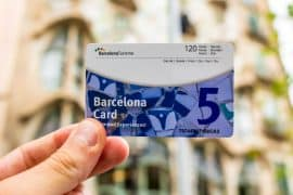 barcelona card comparatif