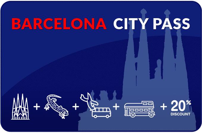 Barcelona City Pass Ticketbar