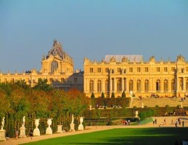 Visiter le chateau de Versailles