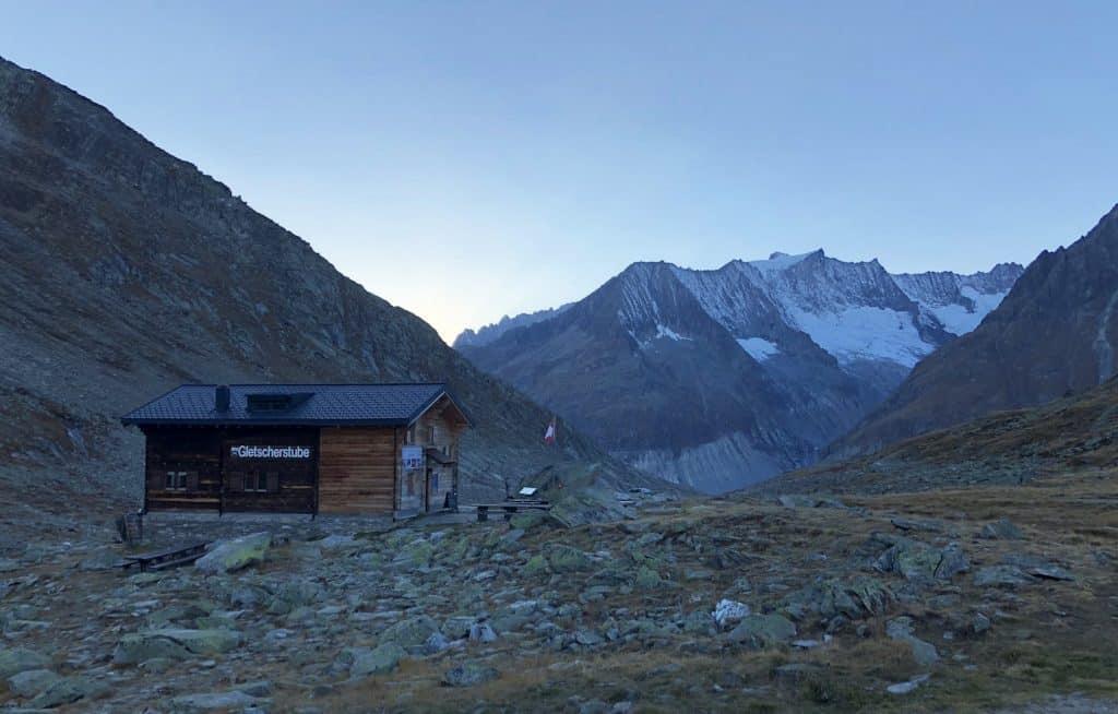 voyage en suisse refuge märjelense