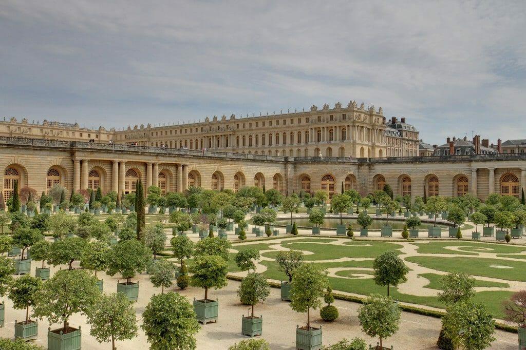 Visiter les jardins du Chateau de Versailles